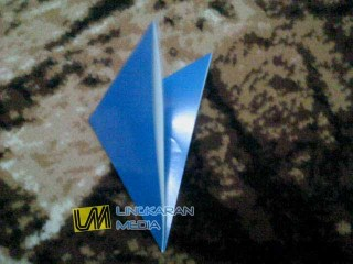origami burung LM3