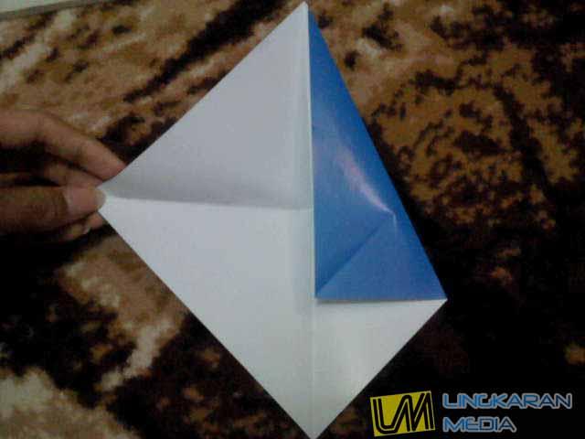 Cara Membuat Origami Naga Ala Pintar Origami - PINTAR ORIGAMI | 480x640