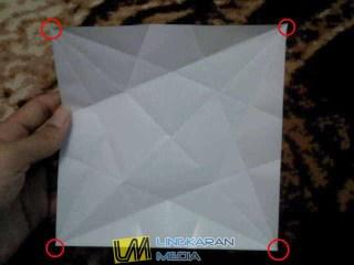 origami burung LM6