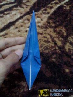 origami burung LM11