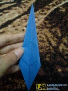 origami burung LM12