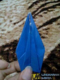 origami burung LM14