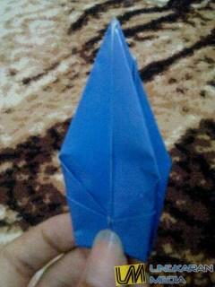 origami burung LM15