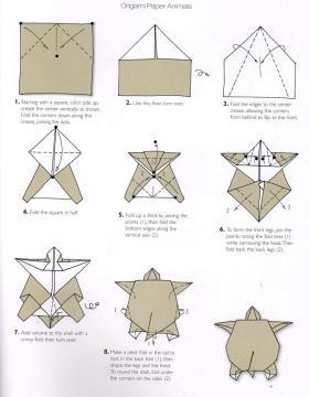 36+ Cara membuat anjing dari kertas origami terupdate